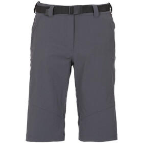 Maier Sports Lawa Shorts Women grey